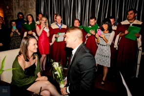Surprise proposals. Are. Awesome.
